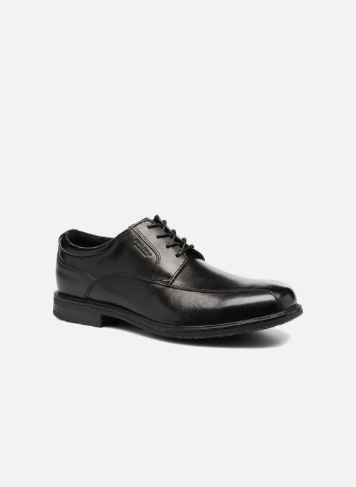 Chaussures à lacets Rockport Esntial Dtl II Bike Ox Noir vue détail/paire
