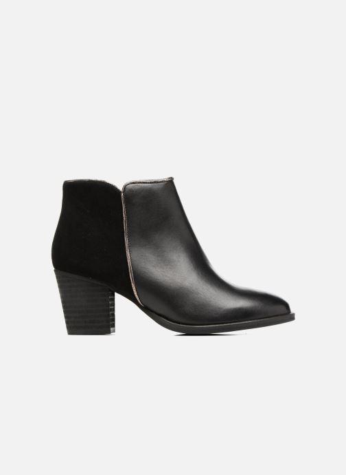 Bottines et boots Georgia Rose Catalon Noir vue derrière
