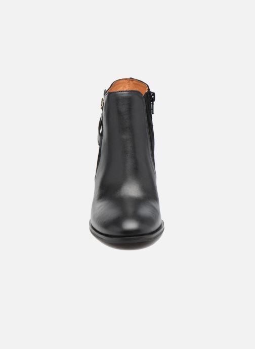 Bottines et boots Georgia Rose Cefema Noir vue portées chaussures