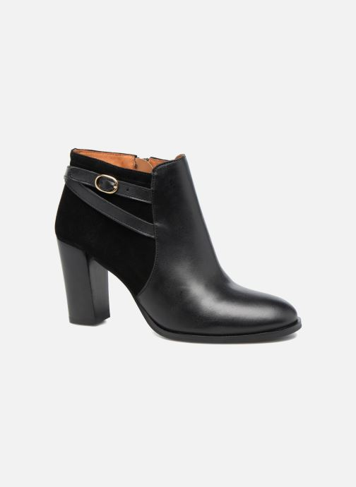 Bottines et boots Georgia Rose Cefema Noir vue détail/paire