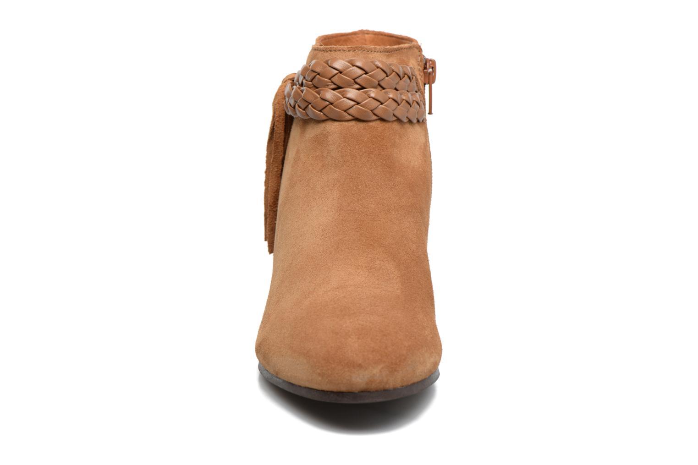 Bottines et boots Georgia Rose Cewest Marron vue portées chaussures