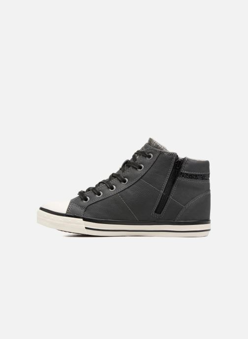 Baskets Mustang shoes Eper Gris vue face