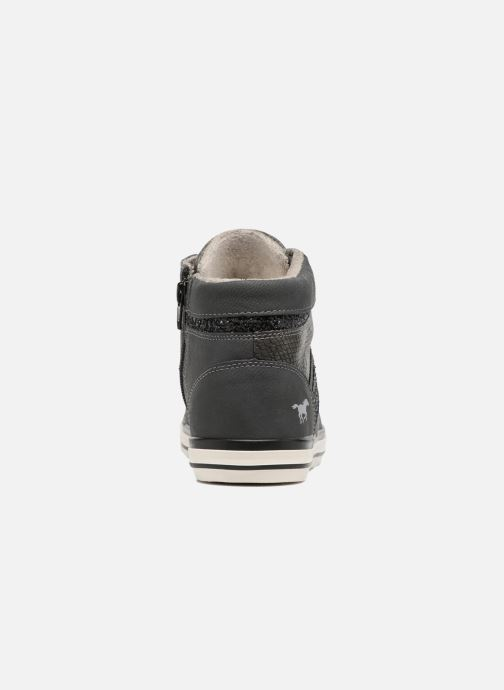 Trainers Mustang shoes Eper Grey view from the right