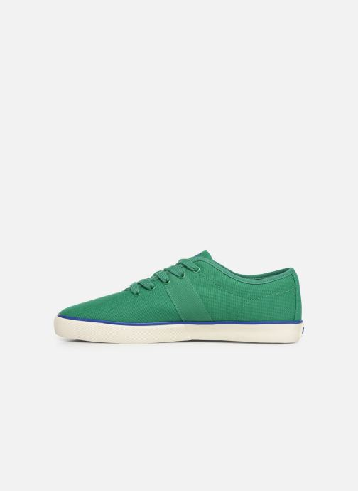Trainers Polo Ralph Lauren Halford Green front view