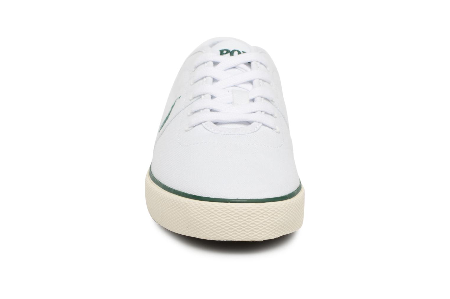 Trainers Polo Ralph Lauren Halford White model view