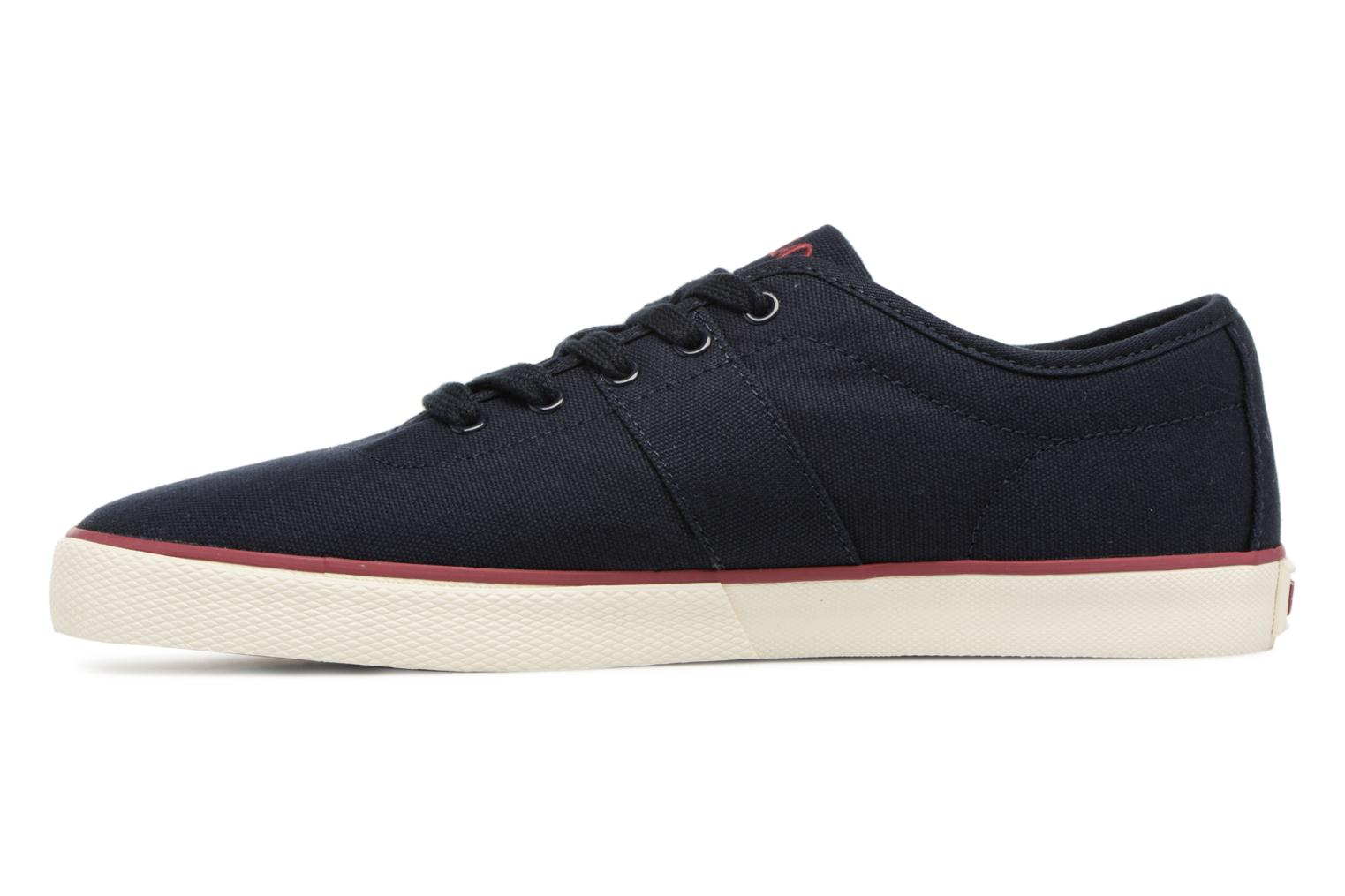 Trainers Polo Ralph Lauren Halford Blue front view