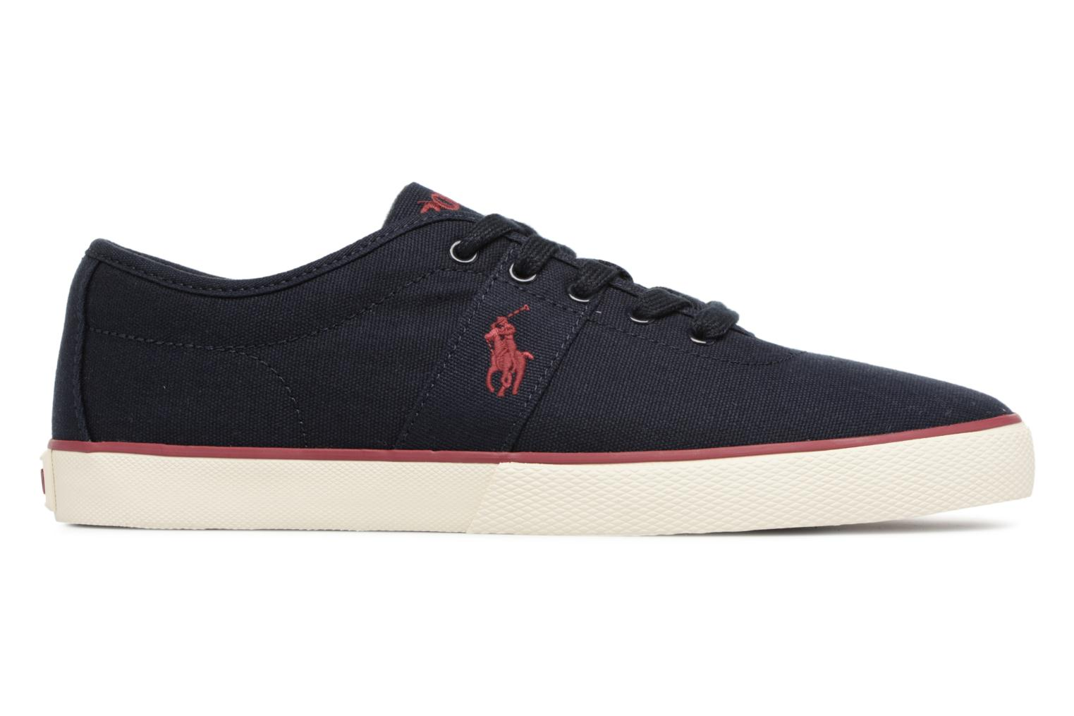 Trainers Polo Ralph Lauren Halford Blue back view