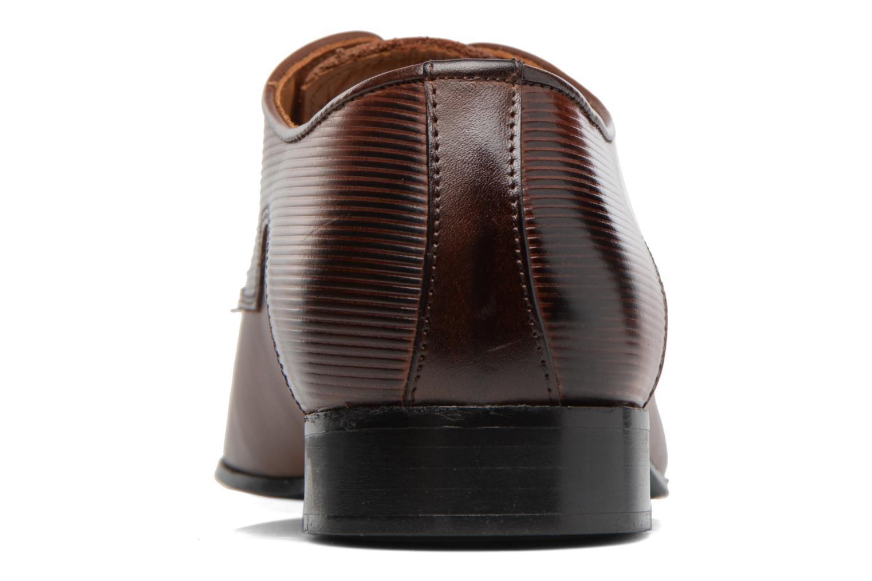 Scarpe con lacci Marvin&Co Northam Marrone immagine destra