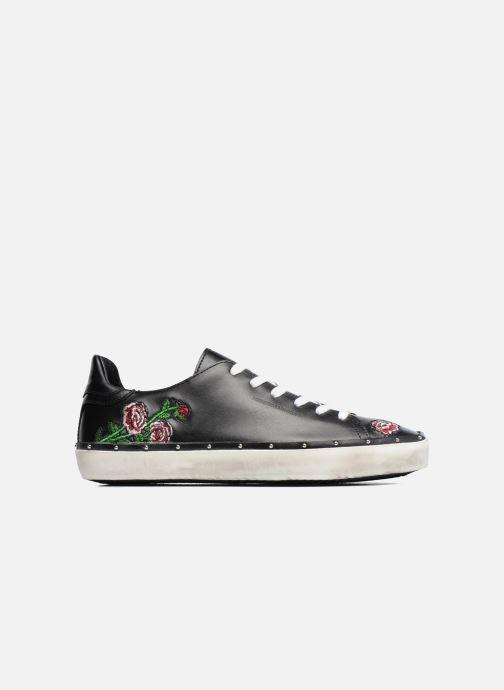Nappa Flower Rebecca Chez Baskets Minkoff noir Michell w1xgEqH0gt