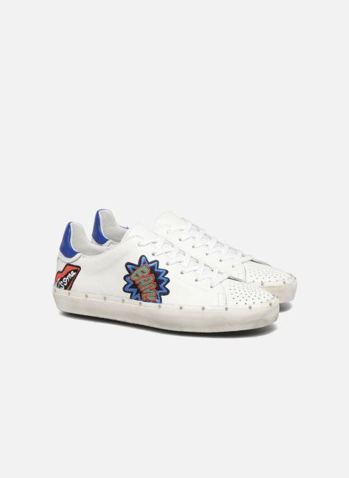 Sneakers Rebecca Minkoff Michell Pop Nappa Wit 3/4'