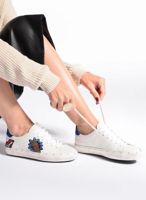 Sneakers Rebecca Minkoff Michell Pop Nappa Wit onder