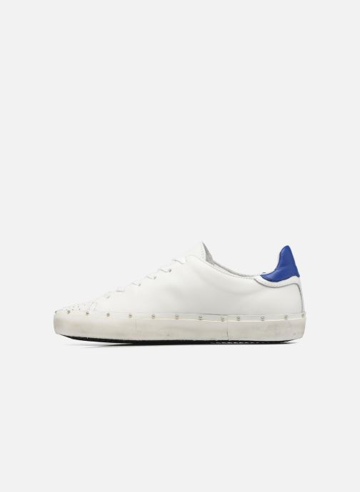Sneakers Rebecca Minkoff Michell Pop Nappa Wit voorkant