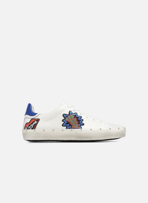 Sneakers Rebecca Minkoff Michell Pop Nappa Wit achterkant