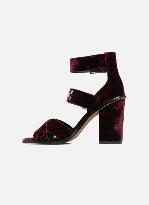 Zapatos de tacón Rebecca Minkoff Jennifer Vino vista de frente