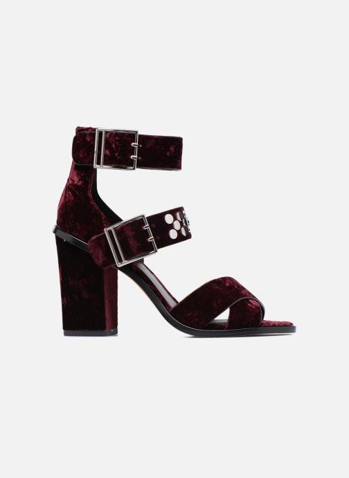 Zapatos de tacón Rebecca Minkoff Jennifer Vino vistra trasera