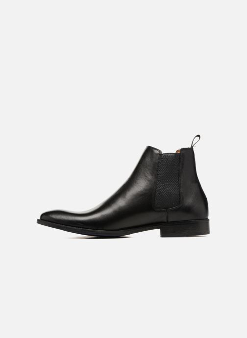 Bottines et boots Marvin&Co Newgale Noir vue face