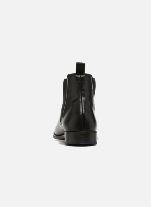 Ankle boots Marvin&co Newgale Black view from the right