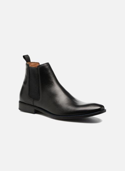Boots en enkellaarsjes Marvin&Co Newgale Zwart detail