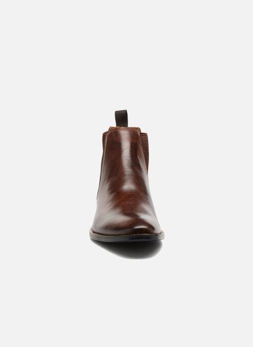 Stiefeletten & Boots Marvin&Co Newgale braun schuhe getragen