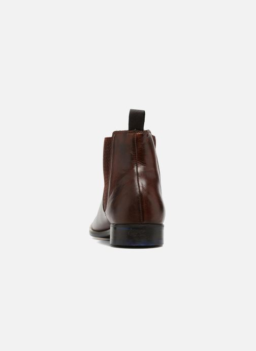 Boots en enkellaarsjes Marvin&Co Newgale Bruin rechts