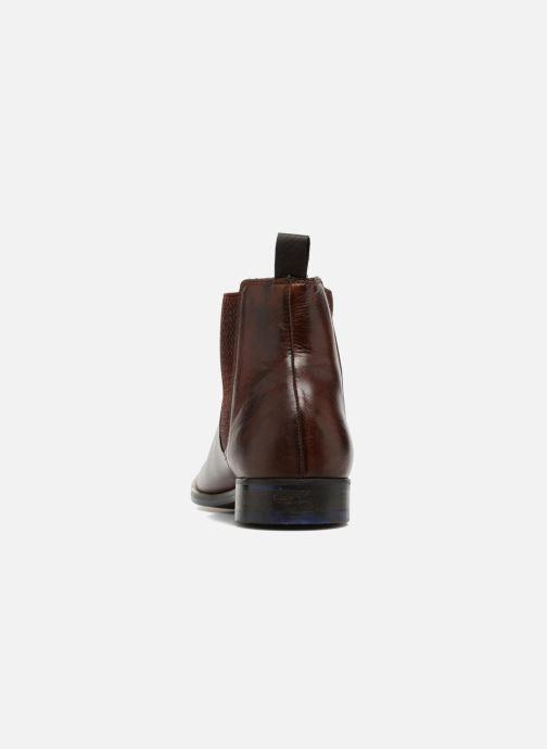 Stiefeletten & Boots Marvin&Co Newgale braun ansicht von rechts