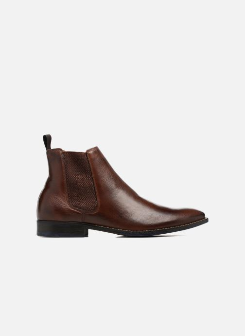 Ankle boots Marvin&co Newgale Brown back view