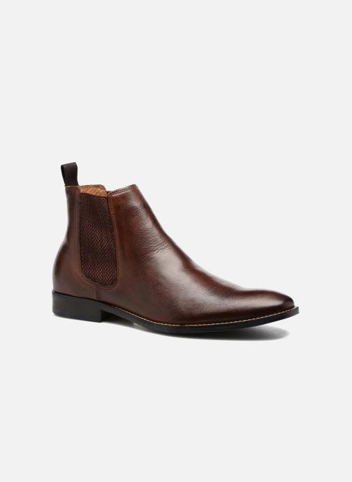 Boots en enkellaarsjes Marvin&Co Newgale Bruin detail