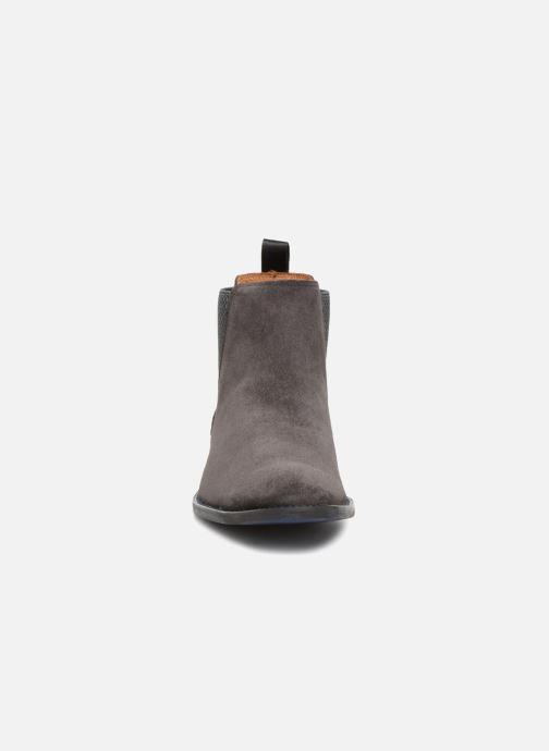 Bottines et boots Marvin&Co Newgale Gris vue portées chaussures