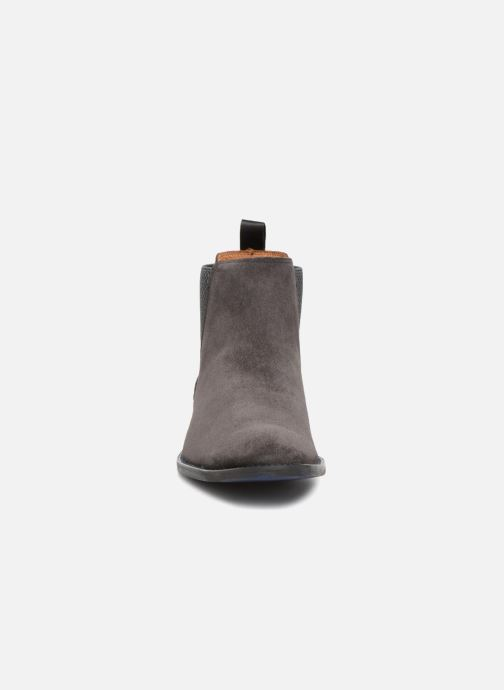 Boots en enkellaarsjes Marvin&Co Newgale Grijs model