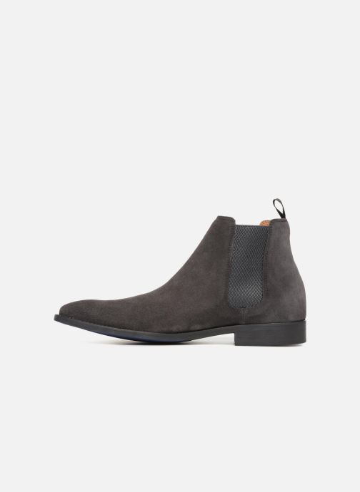 Bottines et boots Marvin&Co Newgale Gris vue face