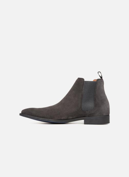 Bottines et boots Marvin&Co Newgale Gris vue face