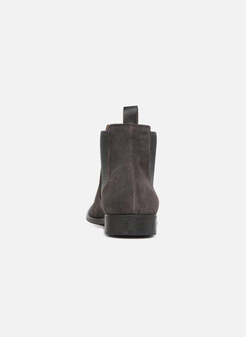 Boots en enkellaarsjes Marvin&Co Newgale Grijs rechts