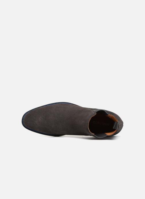 Boots en enkellaarsjes Marvin&Co Newgale Grijs links