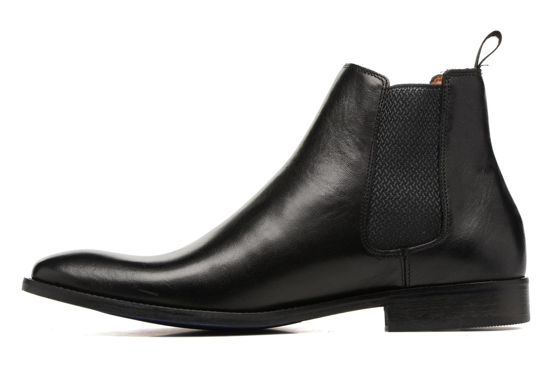 Bottines et boots Marvin&Co Newgale Noir vue face