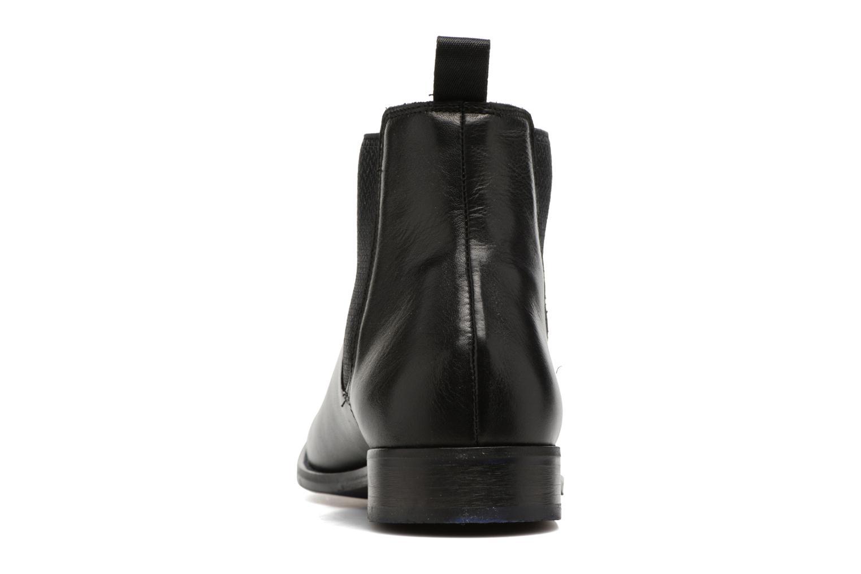 Bottines et boots Marvin&Co Newgale Noir vue droite