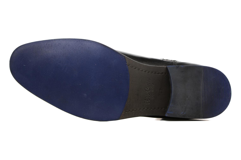 Bottines et boots Marvin&Co Newgale Noir vue haut