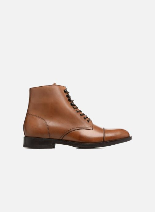 Ankle boots Marvin&co Norham Brown back view