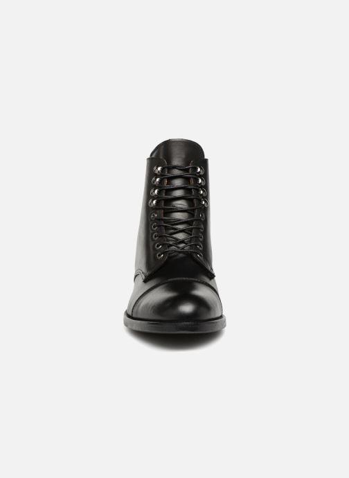 Bottines et boots Marvin&Co Norham Noir vue portées chaussures