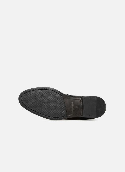 Bottines et boots Marvin&Co Norham Noir vue haut