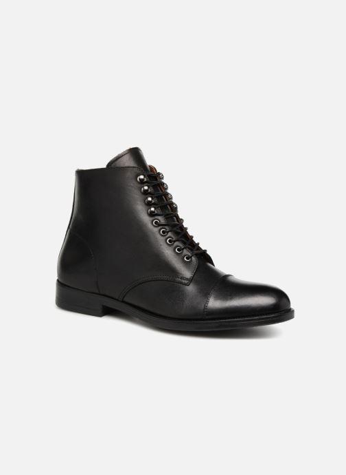 Bottines et boots Marvin&Co Norham Noir vue détail/paire