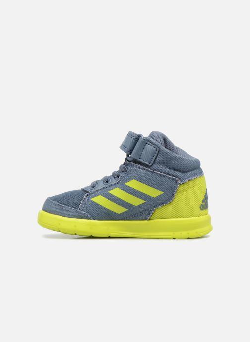 Sneakers adidas performance Altasport Mid El I Azzurro immagine frontale