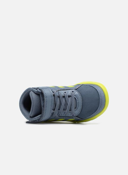 Sneakers adidas performance Altasport Mid El I Azzurro immagine sinistra