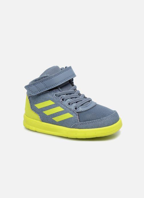 differently 15d68 d24b1 Sneakers Adidas Performance Altasport Mid El I Blå detaljeret billede af  skoene