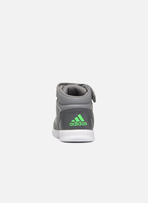 sale retailer fcd2c ef256 Trainers Adidas Performance Altasport Mid El I Grey view from the right