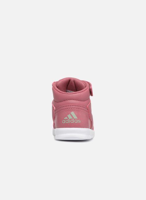 Sneakers adidas performance Altasport Mid El I Paars rechts