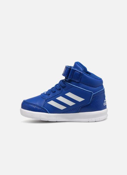 Baskets adidas performance Altasport Mid El I Bleu vue face