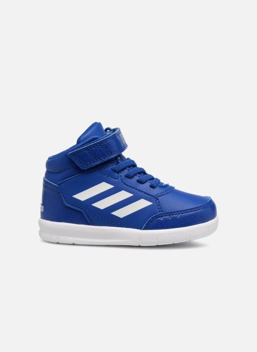 Baskets adidas performance Altasport Mid El I Bleu vue derrière