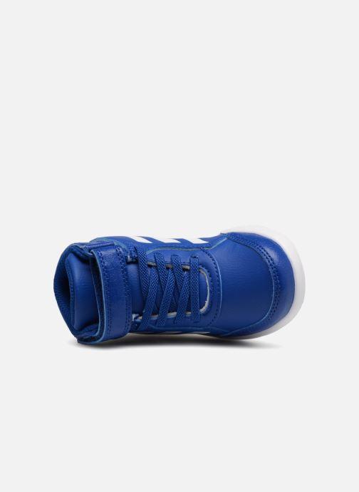 Baskets adidas performance Altasport Mid El I Bleu vue gauche