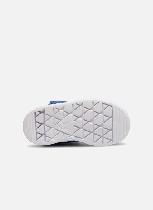 Sneakers adidas performance Altasport Mid El I Azzurro immagine dall'alto