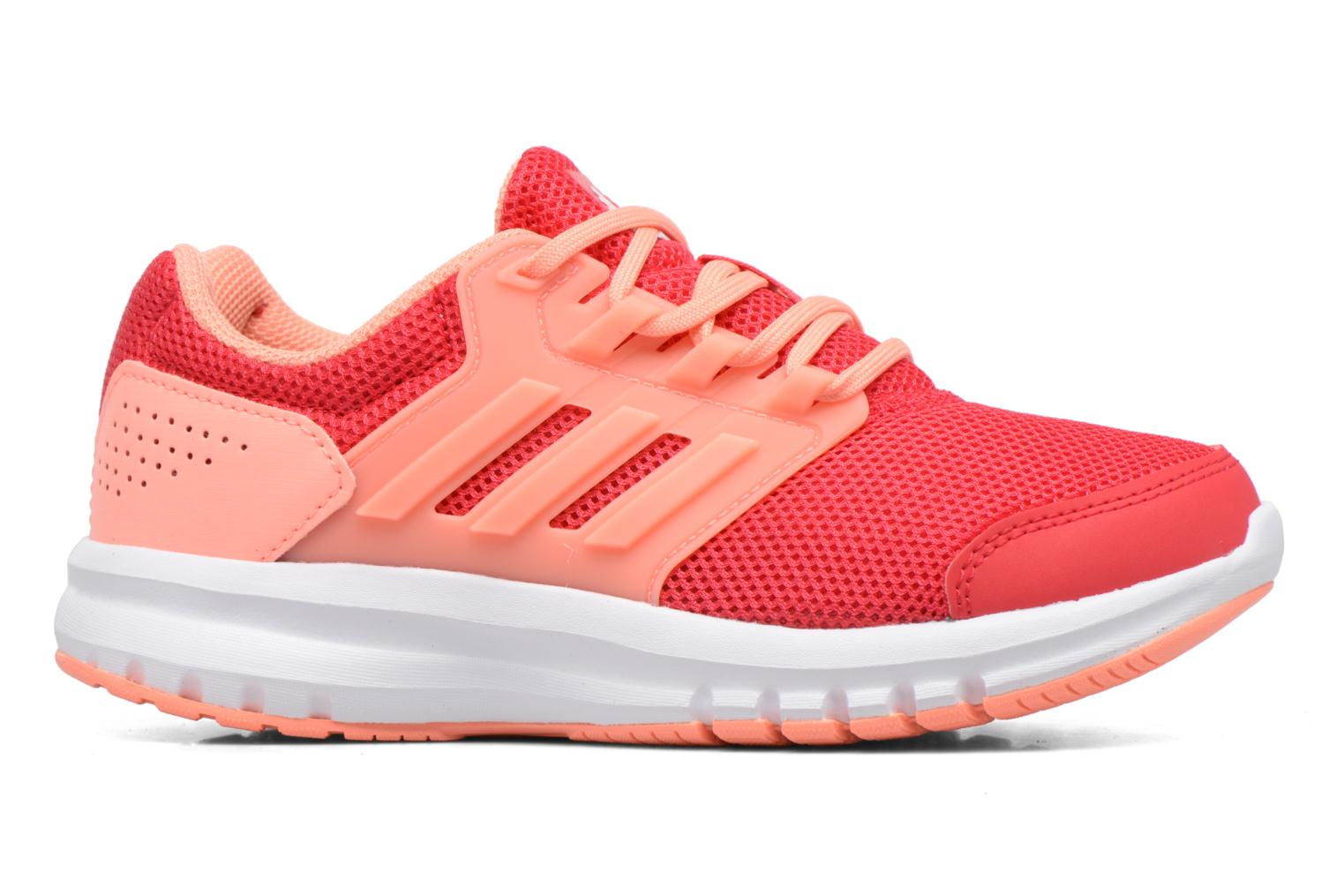 Sport shoes Adidas Performance Galaxy 4 K Pink back view